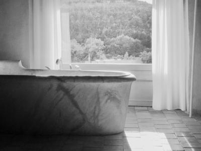 Espace bien-être avec massage relaxant et sauna au coeur de l'Auvergne