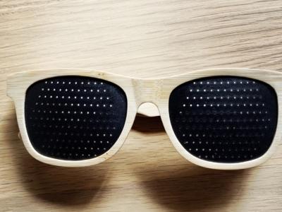 Lunettes à trous, lunettes magiques pour la vue
