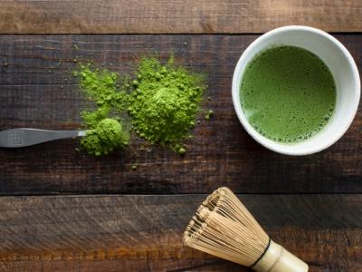 Thé matcha, un thé bon pour la santé