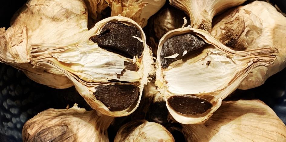 Ail noir, super aliment, un bénéfice pour votre santé