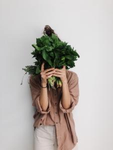Légumes pour des jus détox